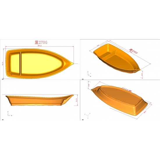 Matte Finish Melamine Tableware Mould